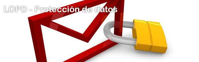 Suelas para alpargatas - LOPD - Protección de Datos